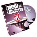 Menu of Miracles Vol 1 and 2 by James Prince