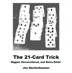 7-7-7: The 21 Card Trick by Jon Racherbaumer