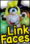 Balloon Blast - Link Faces