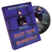 Duct Tape Blindfold by Kenton Knepper