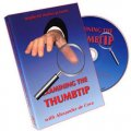 Examining the thumbtip by Alexander De Cova
