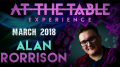 At The Table Live Lecture 2 Alan Rorrison March 7th 2018 video (Download)