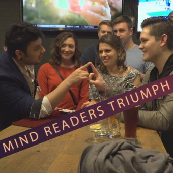 Mind Readers Triumph by Luis Carreon (Instant Download)