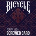 Screwed Card by Adrian Vega