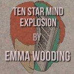 Ten Star Mind Explosion by Emma Wooding (Instant Download)