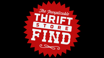 The Inexplicable Thrift Store Find (online instructions) by Phill Smith