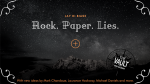 The Vault - Rock Paper Lies Plus by Jay Di Biase