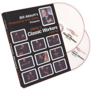 Merlin's Classic Workers by Bill Abbott 2 Volumes