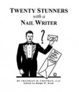 20 Stunners with a Nail Writer By Frank Chapman
