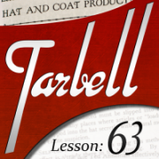 Dan Harlan Tarbell 63 Hat and Coat Productions