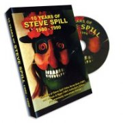 10 Years of Steve Spill 1980-1990 by Steve Spill