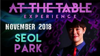 At The Table Live Seol Park November 7, 2018