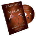 Essentials In Magic Linking Rings by Daryl
