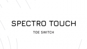 Spectro Touch Toe Switch by Joao Miranda and Mario Pierre