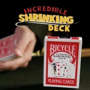 Incredible Shrinking Deck by Magic Maker