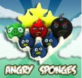 Angry Sponges by Chris Ballinger