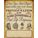 Past Life Regression for the Magician and Mentalist by Jonathan Royle
