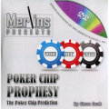 Poker Chip Prophesy by Steve Cook
