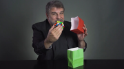 Rubik GO by Juan Pablo (Gimmick Not Included)