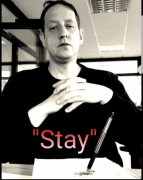 STAY By Ralf Rudolph Make a borrowed Pen stand!+BONUS! (Instant Download)