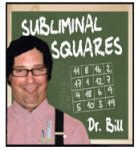 Subliminal Squares - By Dr Bill - INSTANT DOWNLOAD