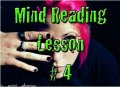 Mind Reading Lesson 4 by Kenton Knepper