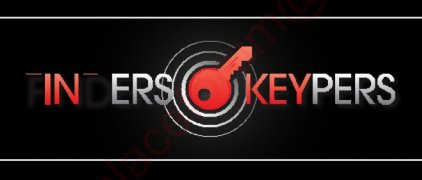 Finder Keypers by Jerome Finley