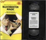 Blockbuster Magic by Bob McAllister