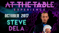 At The Table Live Lecture Steve Dela October 4th 2017 video (Download)