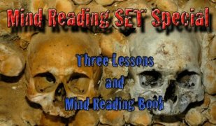 Mind Reading Lesson 2 by Kenton Knepper