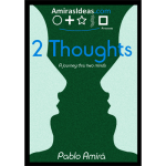 2 Thoughts by Pablo Amira