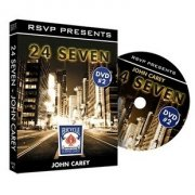 24 Seven by John Carey and RSVP Magic