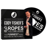 3 Ropes and 1000 Laughs by Cody Fisher