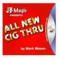 All New Cig Thru Card by Mark Mason