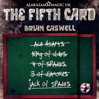 Brian Caswell - The Fifth Card