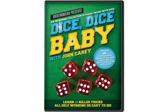 Dice, Dice Baby with John Carey (Online Instructions)