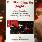 On Standing Up by Kainoa Harbottle