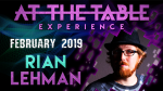 At The Table Live Lecture Rian Lehman February 6th 2019 video DOWNLOAD
