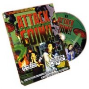 Attack Of The Copper Silver Coin by Cameron Francis and David Forrest