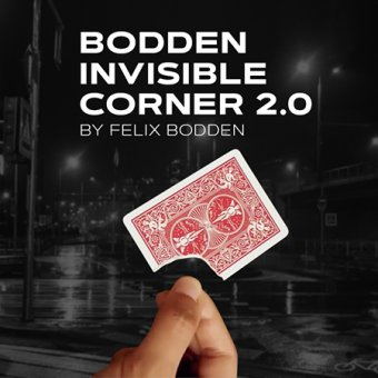 Bodden Invisible Corner 2.0 by Felix Bodden