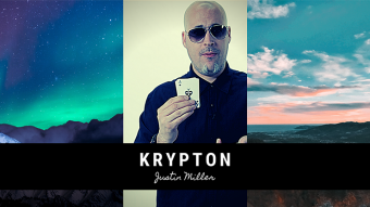 Krypton by Justin Miller