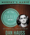 At the Table Live Lecture by Dan Hauss