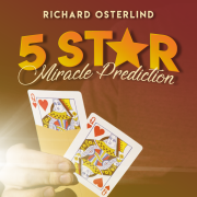 5-Star Miracle Prediction with Richard Osterlind (Instant Download)
