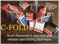 C - Fold By Scott Alexander (Instant Download)