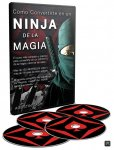 Ninja De La Magia by Agustin Tash Vol 1-6 collections