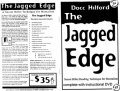 The Jagged Edge by Docc HIlford