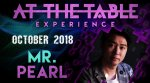 At The Table Live Mr. Pearl October 3, 2018