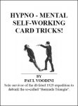 Hypno-Mental Self-Working Card Tricks by Paul Voodini