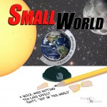 Small World by Patrick Redford (Instant Download)