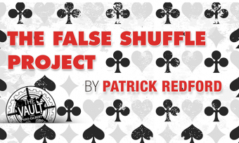 The Vault - False Shuffle Project by Patrick Redford